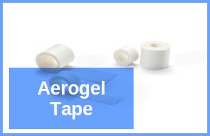 Aerogel-Tape