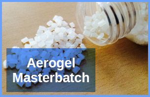 Aerogel-Masterbatch