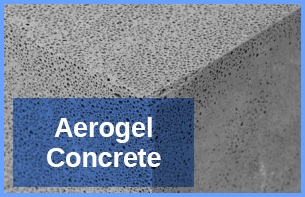 Aerogel-Concrete